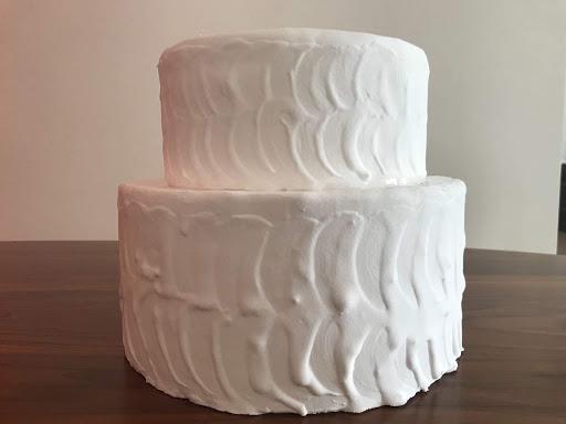 インスタ話題のフォトジェニックのクレイケーキ!1歳誕生日に写真映え_3