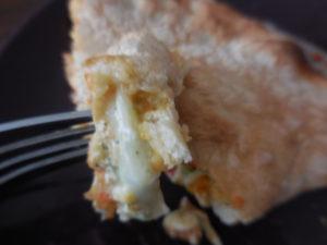 業務スーパーカルツォーネ地中海風のモッツァレラチーズ