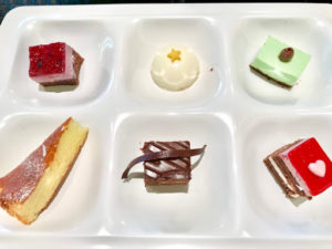 京王プラザホテル札幌レストランランチブッフェのデザート