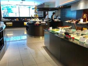 京王プラザホテル札幌レストランランチブッフェの料理