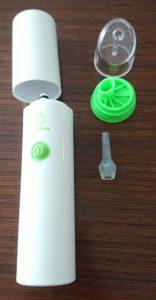シースター(Seastar)電動鼻水吸引器ベビースマイル(Babysmile)S-303のパーツ