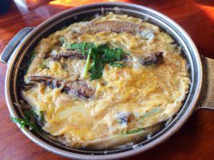 大豊寿司のししゃも柳川