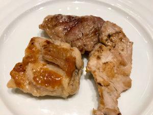 ステーキ食べ放題&ビュッフェビーフラッシュ(BEEF RUSH)29」の最初のオーダー