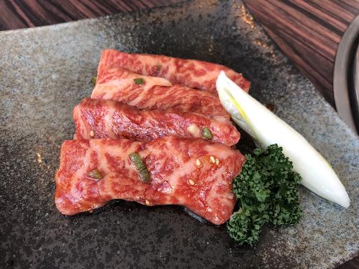 羅山清田本店の特選和牛イチボ