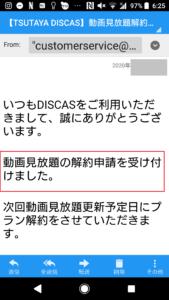 TSUTAYA TVTSUTAYA DISCAS30日間無料お試し解約方法の手順画像_12