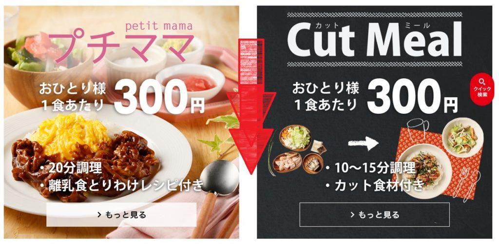札幌や北海道で利用できる食材宅配サービスはヨシケイ(YOSHIKEI)4つの選べるミールキットお試し5days注文方法手順の画像_2