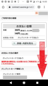 auスマートパスプレミアム入会方法手順の画像_9