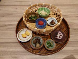 ごはん家 cafe みやびの小鉢