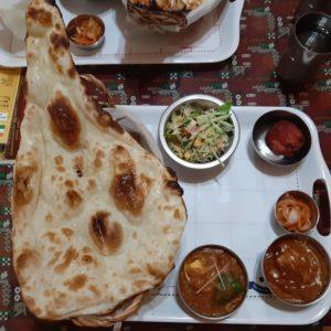 インド料理 ラムのAランチセット