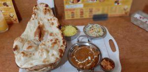 インド料理 ラムの日替りランチセット