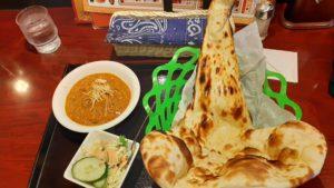 モハンディッシュMohan Dishのチキンカレー