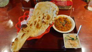 モハンディッシュMohan Dishのミックスベジタブルカレー