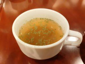 黒牛セブン7のスープ